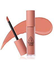 3CE New Soft Lip Lacquer 6g #NEUTRAL AVENUE Apricot Blooming Dahlia Color Long lasting Tint