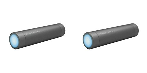 Powerocks Magicstick 2600mAh Black Universal Extended Battery (