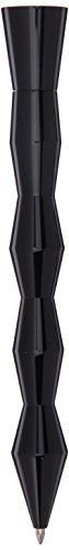 - ACME Studios Kuzi Black Retractable Ballpoint Pen by Karim Rashid (P2KR19BKRB)