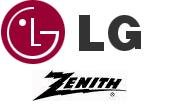 Lg - Zenith Stand Support Part # MJH62195302