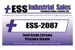 ESS-2087, Food Grade Extreme Pressure Grease, 35 pound keg by ESS Industrial