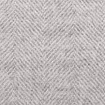 Herringbone Alpaca Scarf - 100% Baby Alpaca (Dove Gray Herringbone) by Incredible Natural Creations from Alpaca - INCA Brands (Image #2)