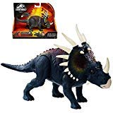"Styracosaurus Jurassic Dino Rivals Posable Dinosaur 4"""