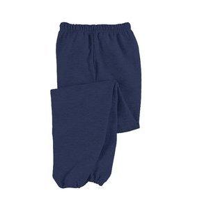 Jerzees Men's Super Sweatpants with Pocket (J Navy/Small) ()