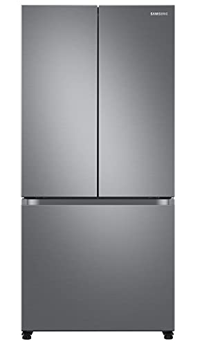 Samsung 580 L Inverter Frost-Free French Door Refrigerator (RF57A5032S9/TL, Refined Inox, Convertible)