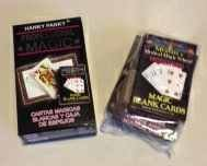 Magic Blank Cards and Mirror Box By Hanky ()