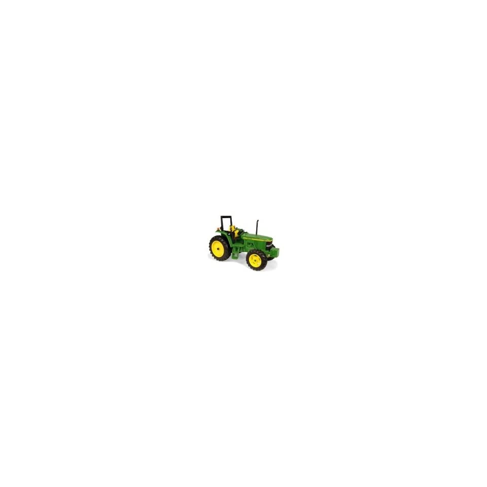 Ertl John Deere Tractor Loader with Wagon (Styles May Vary)