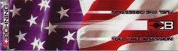 Bohning Archery Club Stars & Stripes HD Standard Arrow Wrap, ()