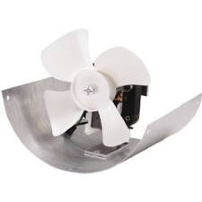Evenair Air Booster Fan Galvanized, Steel Box
