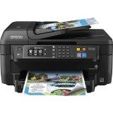 Epson C11CE33201 WorkForce 2660 Inkjet Multifunction Printer - Plain Paper Print - Copier/Fax/Printer/Scanner