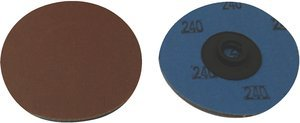 2'' Type 2-TS SIAFIX 36 Grit Aluminum Oxide Cloth Disc