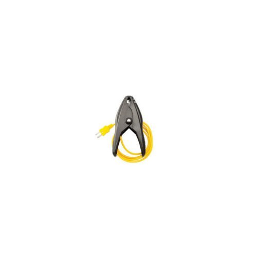 Fieldpiece ATC1R Pipe-Clamp Thermocouple 1/8-Inch to 3/4-Inch for Refrigeration by Fieldpiece