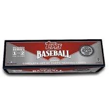 - 2005 Topps Baseball Complete Factory Set