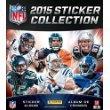 2015 Panini NFL Football Sticker Album Book (includes 7 FREE (Nfl Sticker Book)