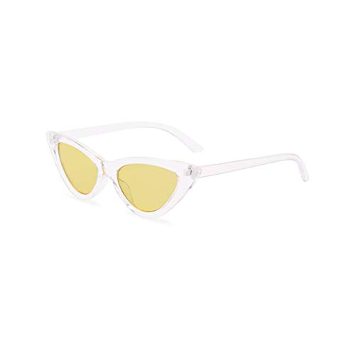Sunglasses Women Vintag Cat Eye Leopard Print Ladiese Cool Retro Designer ()
