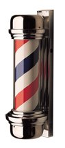 William Marvy Barber Pole 6″ Series Model 55, Outdoor Stuffs
