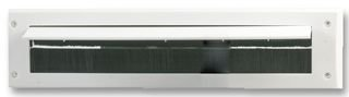 Advanced KWIKGRIP - KGLBDE-F-WE - L/BOX DRGHT EXCL WITH FLAP WHITE -- KWIKGRIP Worldwide