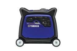 Yamamha Portable Inverter Generator - 6.3kw - Electric Start