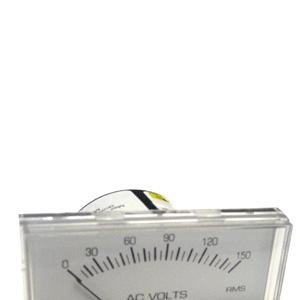 Paneltronics Ac Voltmeter - Paneltronics Analog AC Voltmeter - 0-150VAC - 2-1/2