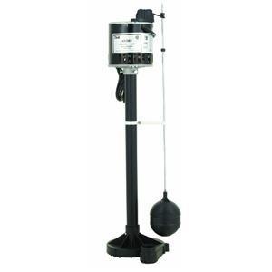 (Flint Walling/Star 3CEH Pedestal Sump Pump 3/10hp)