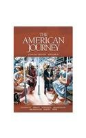 American Journey, The, Concise Edition, Volume 2 with MyHistoryLab and Pearson eText