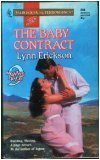 The Baby Contract by Lynn Erickson front cover