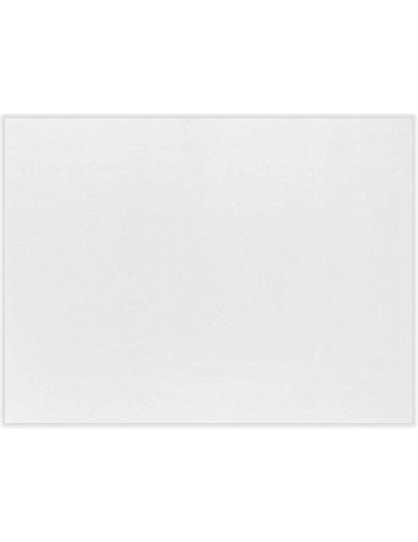 A2 Notecards (4 1/4 x 5 1/2) - Savoy - Bright White (1000 Qty.)