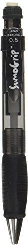 (SAKURA COLOR PROD AMERICA Mechanical Pencil.5mm, Lead/Eraser Refill, Gray/Smoke (SAK37685))