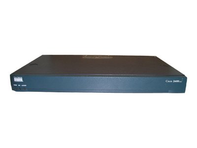 Cisco 2621XM CISCO2621XM Modular 2600 Series 1U Rack Mountable - Router 2600 Flash