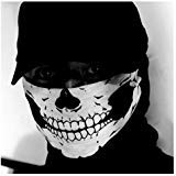 new Skeleton Ghost Skull Face Mask Biker Balaclava Call of Duty COD Costume Game -