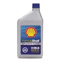 FORMULA SHELL 10W30 OIL QUART