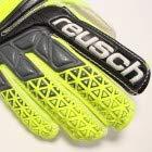 Boys 3872810 Reusch Prism Boys SG Finger Support Junior Goalkeeper Gloves