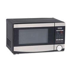 Avanti 0.7 Cu.ft Capacity Microwave Oven, 700 Watts, Stainle