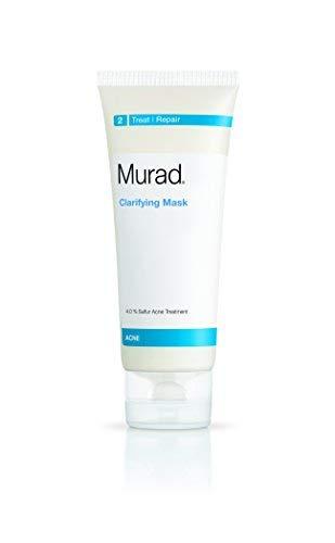 Murad Acne Clarifying Mask, 2: Treat/Repair, 2.65 oz