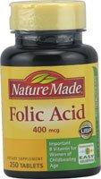 nature made folic acid - 4