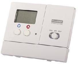 Goodman Single Stage Non-Programmable Thermostat (1 Heat