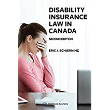 Disability Insurance Law in Canada, Second Edition