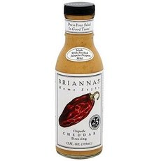 Brianna's Home Style Chipotle Cheddar Dressing, 12 Ounce (Pack of (Style Chipotle)
