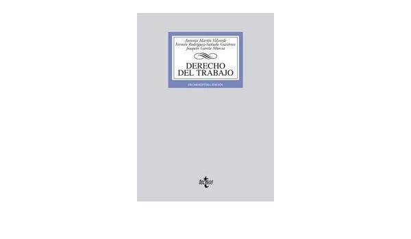 Derecho del trabajo Derecho-biblioteca Universitaria: Amazon ...