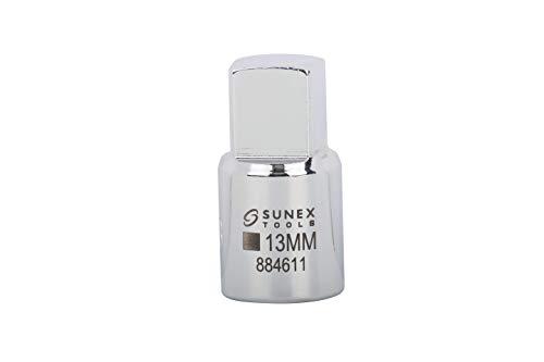 (13mm Chrome Insert Square Drain Plug Socket)