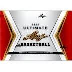 2012 (12/13) Leaf Ultimate Basketball box