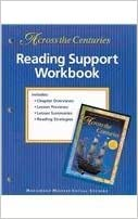 Book Across the Centuries; Reading Support Workbook Level 7 (Houghton Mifflin Social Studies) (2006-01-01)