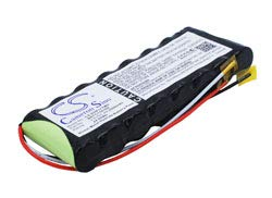 Replacement For DATEX OHMEDA PULSE OXIMETER BIOX 3775 BATTERY