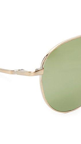 1a402a2d342 Amazon.com  Oliver Peoples Eyewear Men s Benedict Polarized Sunglasses