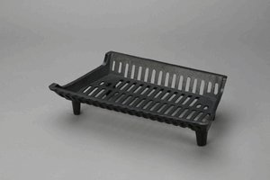 Liberty Foundry HY-C G27-4 G-Series Franklin Style Cast Iron Fireplace Grate by Liberty Foundry by Liberty