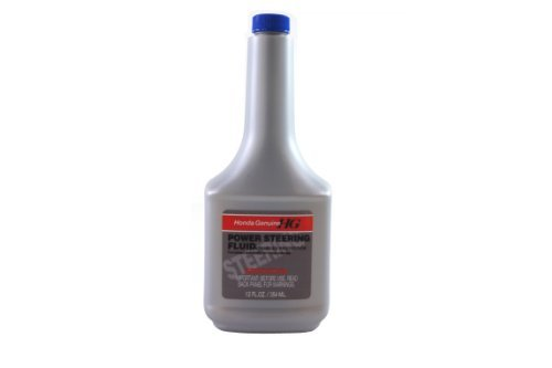 Genuine Honda Fluid 08206-9002 Power Steering Fluid - 12 Oz (Case of 12)