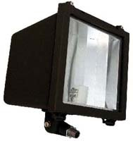 Howard Lighting MSWF-150-PS-4T Mid Size Wide Flood Light with 150W Pulse Start Metal Halide