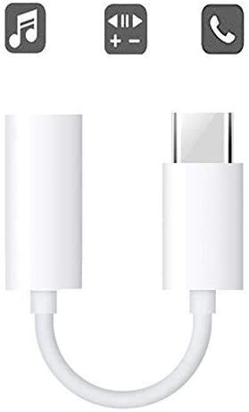 Adaptador USB-C Digital a 3.5 Mm Auricular Jack Type C Aux A