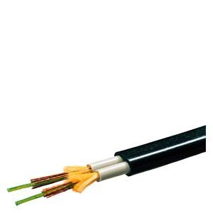 Siemens simatic net - Cable estandar fibra optica sin halogenos 4 conector bfoc 60m