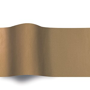 American # 5601RK, Natural Kraft, Recycled Tissue Paper, 20'' x 30'', Tissue Paper (960 Sheets per Pack)